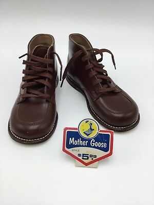 Vintage Boys Shoes New Old Inventory Collectors Film Costumes Museums