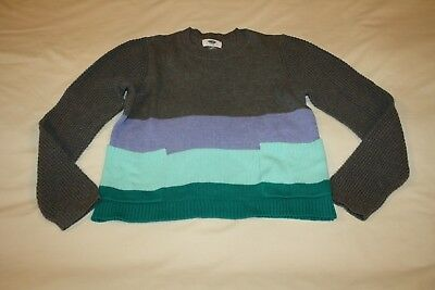 Old Navy Color Blocked Sweater, Girls size 10 12