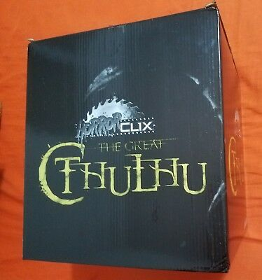 Horrorclix Great Cthulhu WIZKIDS Game Very Rare Figure 2006