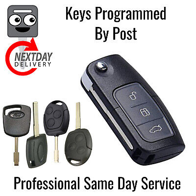 FORD KEY FIX Focus Mondeo Transit Connect remote key repair