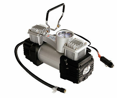 Twin-Air Kit, Compressore Bicilindrico, 12V - 200W Lampa