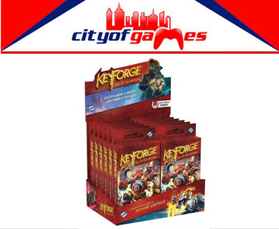 KeyForge Call of the Archons! Archons Display Deck (12 decks) New In Stock