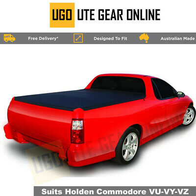 Holden Commodore Ute - Vu Vy Vz - Clip On Soft Tonneau Cover