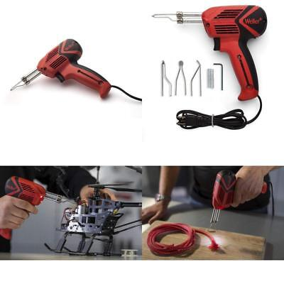 Weller Universal Soldering Iron Gun Kit 120V Dual Heat 140/100W with LED Light