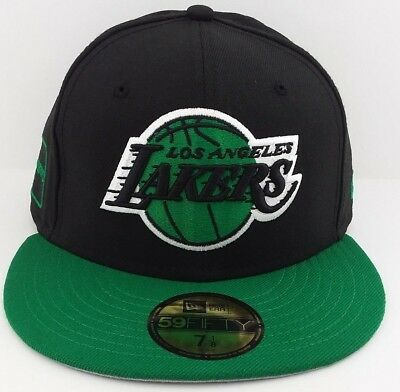 uk availability f0aac a18b3 Los Angeles Lakers NBA New Era 59FIFTY fitted hat cap Hardwood Classic