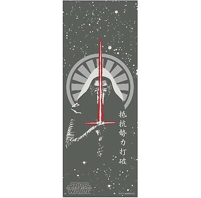 STAR WARS TENUGUI Japanese Cotton Fabric Hand Towel MADE IN JAPAN 90X34cm T39