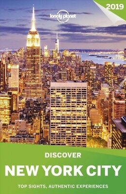 Lonely Planet Discover 2019 New York City, Paperback by Lemer, Ali; St Louis,...