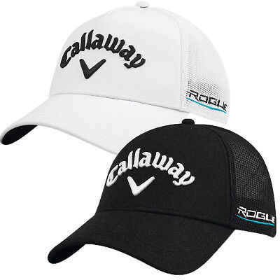 d8a9ec267e7e1 Callaway 2018 Tour Authentic Trucker Adjustable Golf Cap Hat - Select Color!