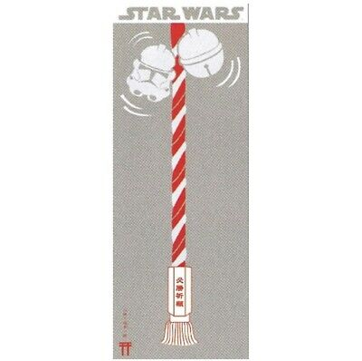 STAR WARS TENUGUI Japanese Cotton Fabric Hand Towel MADE IN JAPAN 90X34cm T01