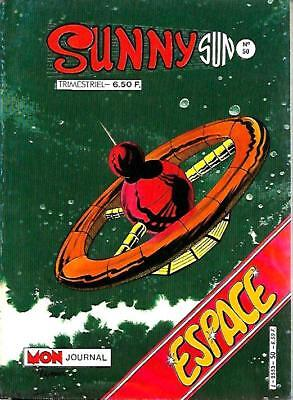 petit format SUNNY SUN n° 50--Editions MON JOURNAL 1985