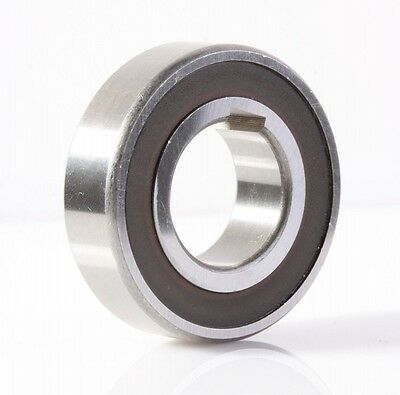 1Pcs Precision CSK30P One Way Clutch Bearing With Internal Keyway 30*62*16mm