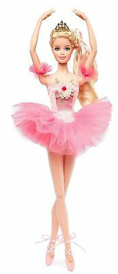 Barbie Signature Ballet Wishes Barbie Fashion Doll
