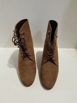 acd45cdd0d2 MIA WOMENS NEAL Brown Ankle Boots Size 6 -  14.99
