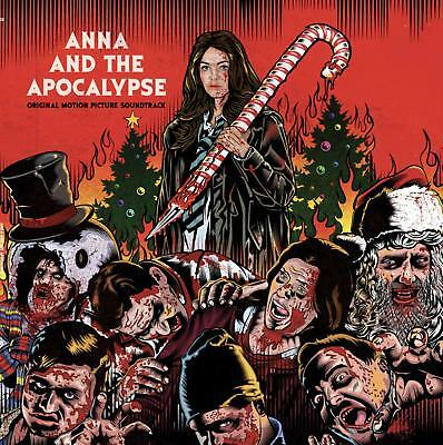 Anna And The Apocalyse - OST [CD] Sent Sameday*