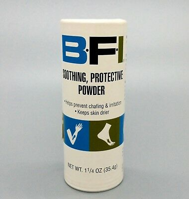 BFI Soothing Protection Powder 1.25oz  NEW