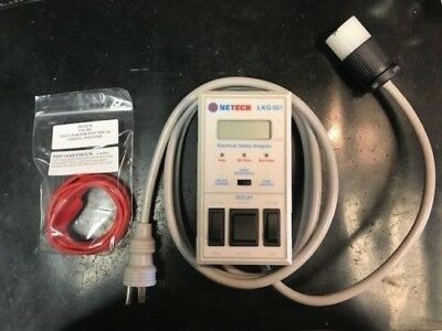 Fully-functioning Electrical Safety Analyzer (110 VAC)