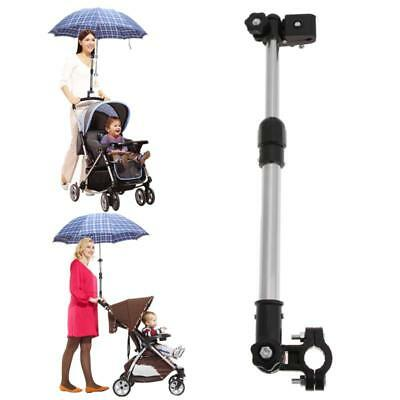 Plastic Umbrella Cane Baby Cart Accessories Strollers Carriage Stand Mount