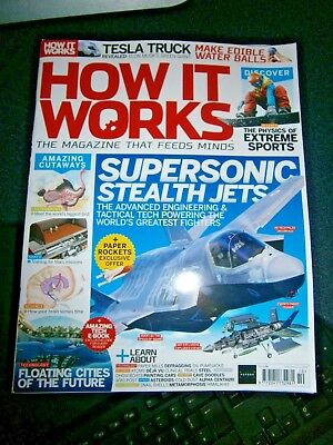 How It Works Magazine Issue 110 (new) 2018