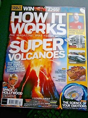 How It Works Magazine Issue 113 (new) 2018