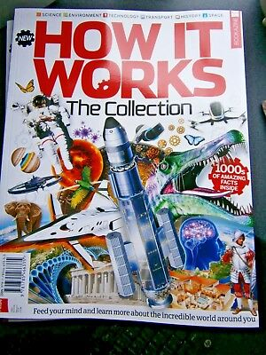 How It Works The Collection Bookazine (new) 2018 First Editon