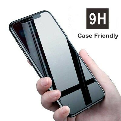 iPhone X XS XR + XS Max  6, 7, 8 / Plus Genuine Tempered Glass Screen Protector