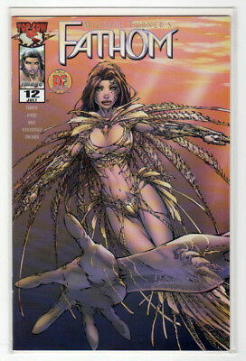 IMAGE COMICS Top Cow Fathom (1998) #12 DF Witchblade VARIANT Ltd 10,000 COA NM