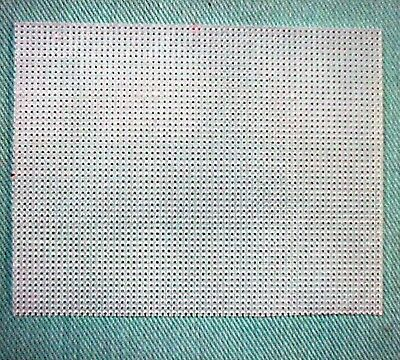 Five (5) Full Sheets of 7 or 10 mesh Plastic Canvas