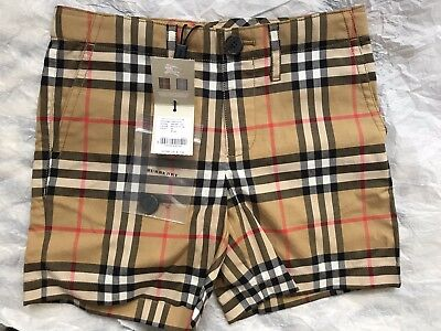 Burberry Toddler Shorts (4years)