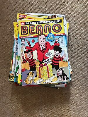 40 Beano Comic Bundle