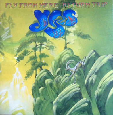 Yes – Fly From Here - Return Trip  CD NEW jewel case