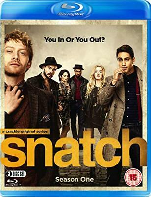 Snatch: Season One [Blu-ray] [DVD][Region 2]