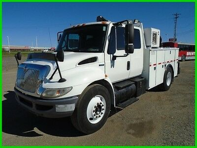 2008 International 4300 SBA Service Truck Used
