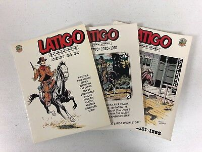Lot Of Latigo by Stan Lynde - Cottonwood Graphics