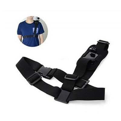 Shoulder Mount Chest Strap Harness Adjustable fits GoPro HERO 3 4 5 6 7 Camera