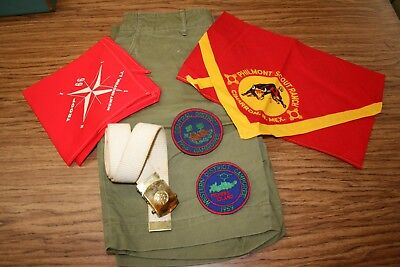 Lot Of Vintage (1950's&'60's) BSA/Boy Scouts Of America - Assorted Memorabilia