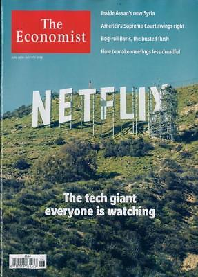 THE ECONOMIST MAGAZINE ISSUE 30th JUNE - 6TH JULY 2018 ~ NEW ~