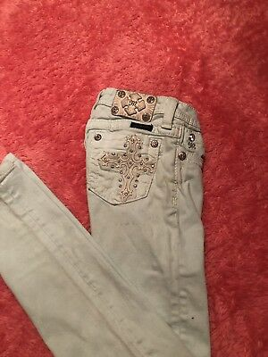 Miss Me Jeans Girls Size 10 Skinny
