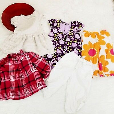 ad0193e0e TODDLER GIRLS SIZE 12-18 Months Dresses Clothing Lot Old Navy ...