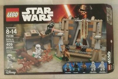 Lego Star Wars The Battle Of Takodana Set 75139