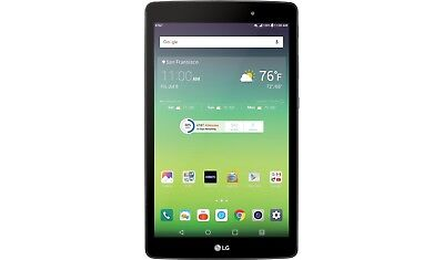 """LG G Pad X V520 8"""" 32GB, Wi-Fi + 4G (AT&T) Excellent Condition Tablet"""