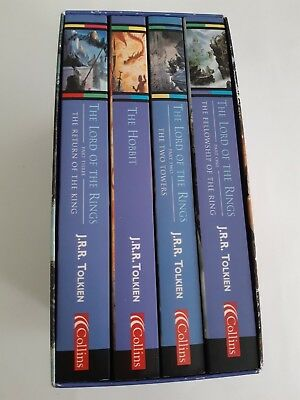 Modern Classics Lord Of The Rings The Hobbit J.R.R.Tolkien Book Set The Two Towe