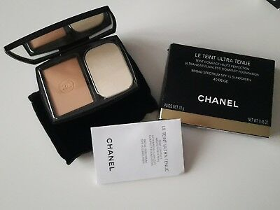 CHANEL - LE TEINT ULTRA TENUE- 40 beige