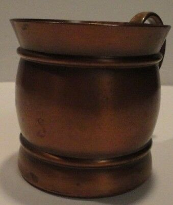 Gregorian Copper Moscow Mule or Beer Mug/Cup Made in USA