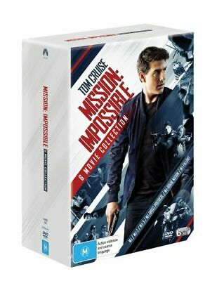 NEW Mission Impossible DVD Free Shipping