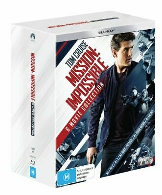 NEW Mission Impossible Blu Ray Free Shipping