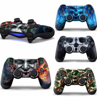 For PS4 Controller Decal Skin Game Accessories Stickers Cover New