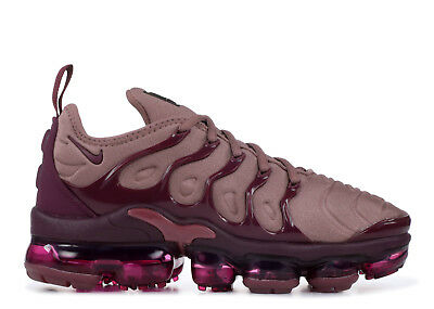 info for ae3dc d67b9 RARE NIKE AIR Vapormax Plus Burgundy Womens AO4550-200 Bordeaux Wine