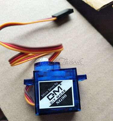 SG90 MG90S DS04-NFC Metal Gear RC Servo Motor for Airplane Helicopter Car Boat