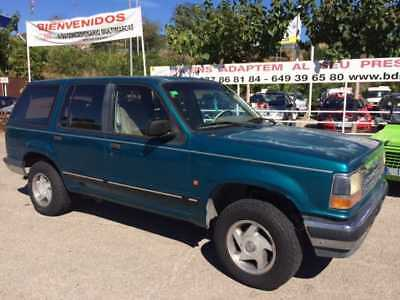 Ford Explorer 4.0 XLT 4X4 AUTOMATICO
