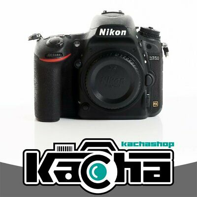 NUOVO Nikon D750 Digital SLR Camera Body Only